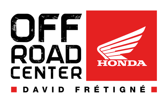 David Frétigné Honda Off Road Center