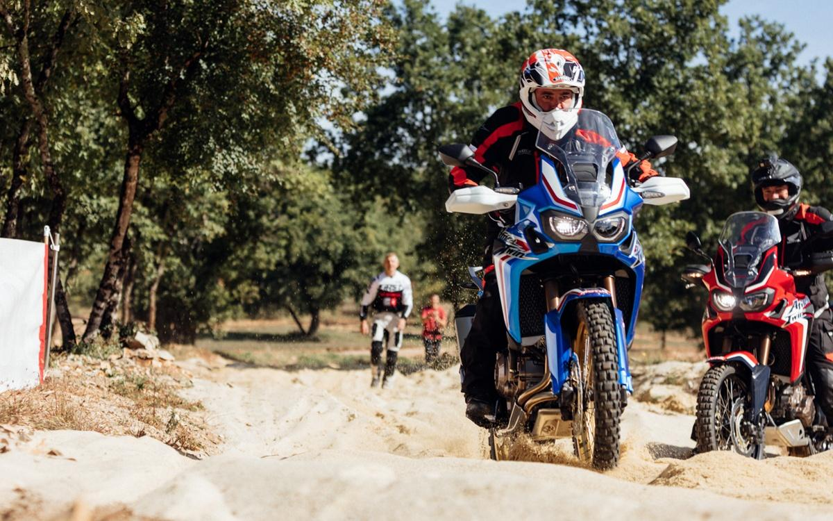 Centre de formation off road David Fretigné off road trail formule groupe